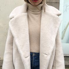 Winter Fits, Fall Winter, Casual Outfits, Fashion Outfits, Women's Fashion, Beige, Slow Fashion, Casual Chic, Passion For Fashion