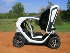 Renault new small car twizy