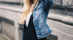 Pick out various denim look that will explore your creativity to make every outfit unique.