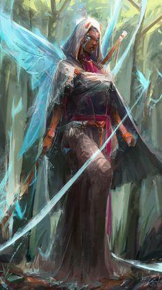 Fairy by JasonTN on DeviantArt