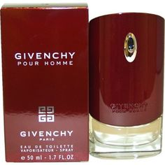 Pour Homme By Givenchy for Men, 1.7 Ounce by Givenchy. $42.00. Givenchy Pour Homme was launched by the design house of Givenchy. It is recommended for casual wear. This product is a fragrance item that comes in retail packaging. Givenchy Pour Homme was launched by the design house of Givenchy. It is recommended for casual wear.