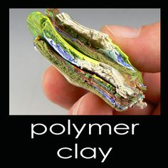 The Basics - multiple PDF files of tips andvtricks to use with polymer clay, from Christi Friesen's Neighborhood