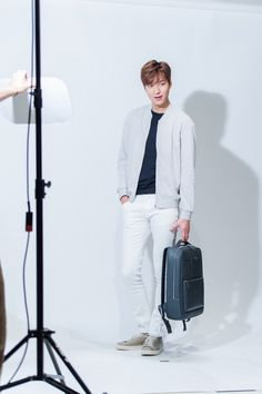 Lee Min Ho - Samsonite Red (2015)