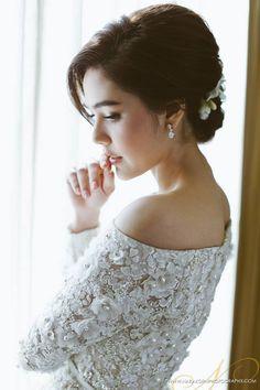 Bride to be, Chompoo Araya A Hargate