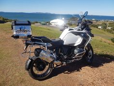 2016 BmwR1200GSA Tanby Point Qld
