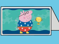 A fun Daddy Pig activity pack for little piggies this Father's Day! Includes a card, finger puppets, an alphabet chart, connect-the-dots, and a cut-out card frame. http://www.peppapig.co.uk/grown-ups/downloads