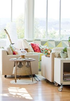 Home of Bonnie Forkner via Jelanie Blog