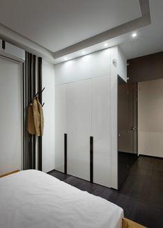 Kis lakás - Hálószoba ötletek - dekoráció, színek, hangulat