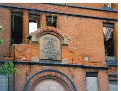 Derelict mental hospital - Gloucester.