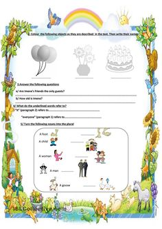 A funny birthday party pictionary with speaking activity for levels happy birthday freerunsca Image collections