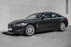 BMW serii 4 gc (Gran Coupe) - zdjęcia