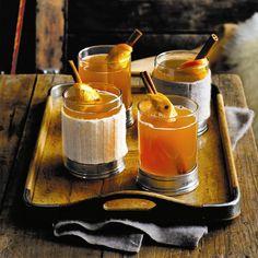 Boisson chaude au cidre - Châtelaine