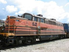 Western Maryland DL2 diesel engine