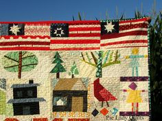 Pie Lady Quilts: Ode