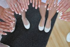 My nails WILL be like this for graduation/pinning ceremony! #nocopycats