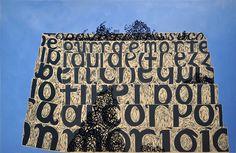 Image 3_45ds_CANZONE_Combatimento_2013_handprinted_linocut_ oil_paint_on_canvas_153x222 cm_Photo –Greg Wallisjpg.jpg (1000×650)
