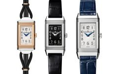 SIHH 2016: Jaeger-LeCoultre - Reverso One Collection for Ladies   Time and Watches