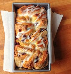 How to Make Cranberry-Orange Pull-Apart Bread |Foodbeast