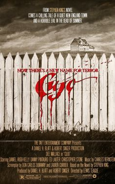 Cujo (1983) Original One-Sheet Movie Poster