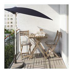 ASKHOLMEN Tisch+2 Stühle/außen  - IKEA