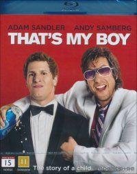 That's My Boy (Blu-ray) 6,95€