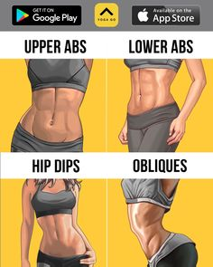 Yoga-Go: Abnehmen Workouts ?♀ - Yoga Go: Weight Loss Workouts - Weight Loss Yoga Fitness, Fitness Workout For Women, Fitness Tips, Gym Workout Tips, At Home Workouts, Yoga Workouts, Fun Exercises, Weight Workouts, Workout Body