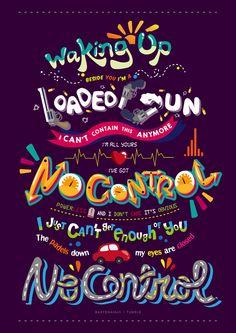 No Control :)