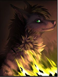Hi. I am Ash. I am a fierce fighter and swift striking wolf. I don't like talking, but I will still follow the Pack to whatever end. Has a crush on someone but will not say who. 10 months. Gender: male. Brother: Xyst. Sister: Starz