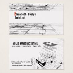 Shop Architecture background design 001 business card created by ayaelsa_card. Personalize it with photos & text or purchase as is! Architecture Business Cards, Architecture Names, Architecture Background, Gothic Architecture, Architecture Sketchbook, Architecture Portfolio, House Architecture, Architect Logo, Architect Design