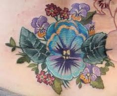 viola flower - Google Search