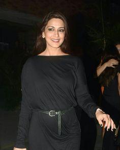 Sonali Bendre Bollywood, Hot, Black, Dresses, Fashion, Vestidos, Moda, Black People