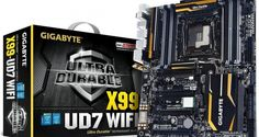 Gigabyte X99 UD7 WIFI Ultra Durable Motherboard Revealed