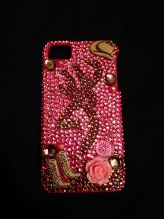 iPhone 4 browning theme case. $30