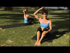 Pilates More Flat Abs - Full 30 minute workout by eFit30 on youtube