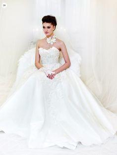 Editor's Pick: Ziad Nakad Wedding Dresses - MODwedding