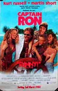 Kurt Russell & Martin Short are hilarious in the movie Captain Ron