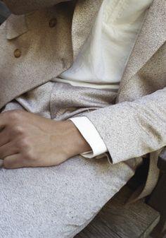 Suit Sleeve.