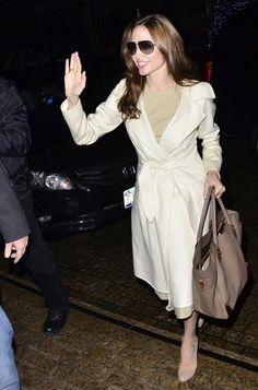 Anjelina Jolie, no one quite like her!