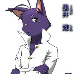 Shin Kuroi (cat)