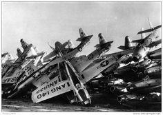 Boneyard Tucson - Le plus grand cimetière d'avions