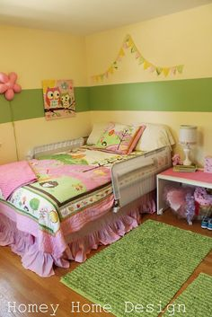 Building a Little Girl's Room