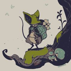 Fantasy Character Design, Character Design Inspiration, Character Concept, Character Art, Concept Art, Animal Drawings, Cute Drawings, Wie Zeichnet Man Manga, Illustration Art