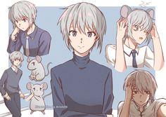 Fruits Basket Cosplay, Fruits Basket Kyo, Anime Manga, Anime Guys, Anime Art, Cute Anime Pics, Cute Anime Couples, Neji E Tenten, Yuki Sohma
