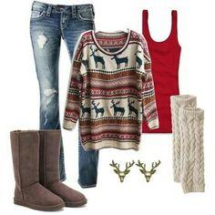 I love it! Go Christmas!