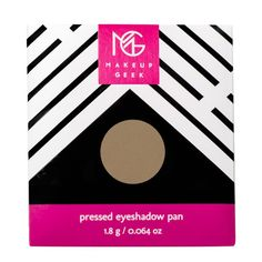 Makeup Geek Eyeshadow Pan BROWNIE POINT