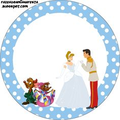 Cinderella Party: Free Printable Candy Bar Labels.