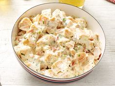 Sweet Potato Salad recipe from Trisha Yearwood via Food Network