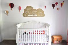 Silhouette Blog: Darling Nursery ala Silhouette