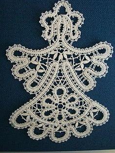 Vologda (Russia) lace ornament