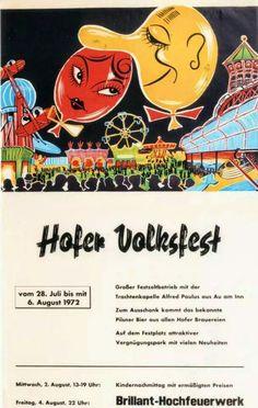 Volksfest 1972